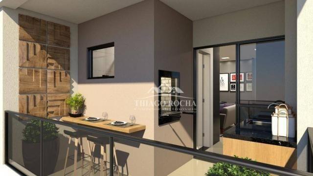Studio com 1 dormitório à venda, 30 m² por r$ 140.900 - são pedro - são josé dos pinhais/p - Foto 7
