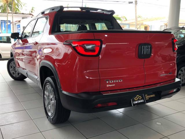 FIAT TORO 2016/2017 1.8 16V EVO FLEX FREEDOM OPEN EDITION AUTOMÁTICO - Foto 5