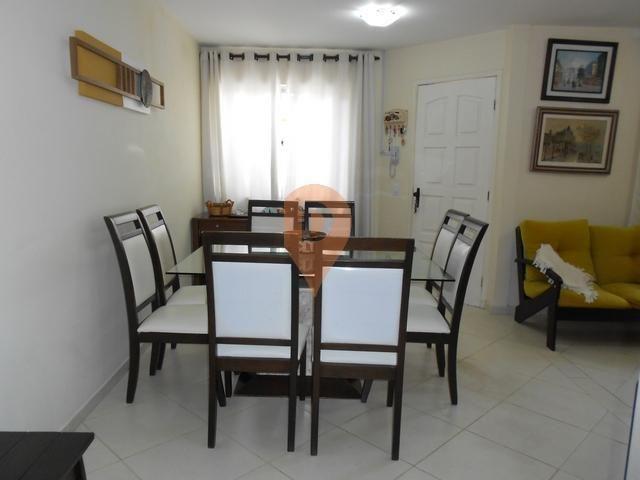 Residência semi-mobiliada em condomínio - Foto 4