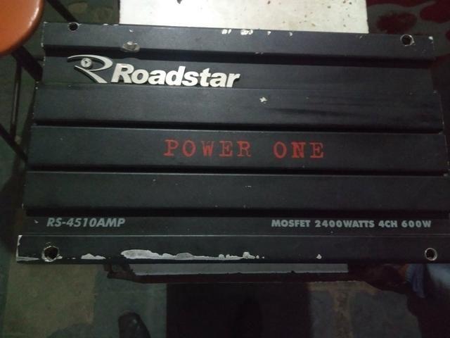 Módulo amplificador Power one - Foto 2