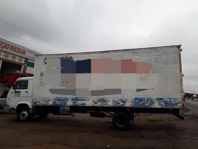 Caminhão wolks vagem * Baú 7 metros - Foto 2