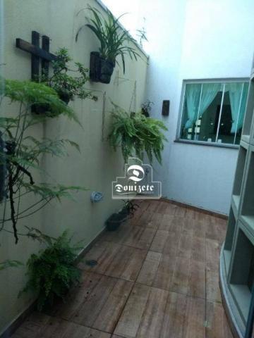 Sobrado com 4 dormitórios à venda, 427 m² por r$ 1.690.000,01 - campestre - santo andré/sp - Foto 15
