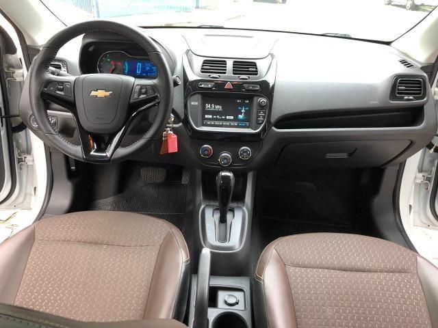 Gm - Chevrolet Cobalt LTZ 1.8 Econo. Flex. 4p Aut. - Placa Final 42 - Locatrans - Foto 8