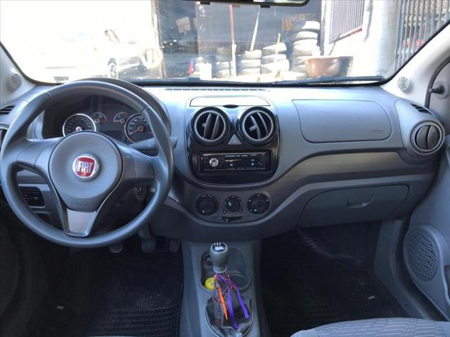 FIAT PALIO 1.4 MPI ATTRACTIVE 8V FLEX 4P MANUAL - Foto 9
