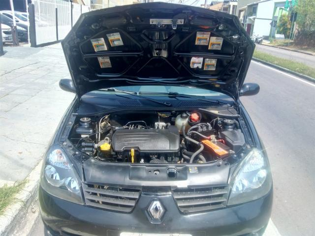 RENAULT CLIO 2010/2010 1.0 CAMPUS 16V FLEX 4P MANUAL - Foto 8