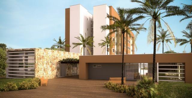 O Maior e Melhor Apartamento da Região - 2 e 3 Quartos, Suíte, Elevador e Jardim - Foto 2