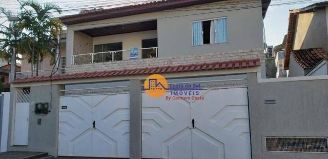 Casa com 3 dormitórios à venda, 197 m² por R$ 450.000,00 - Vinhosa - Itaperuna/RJ