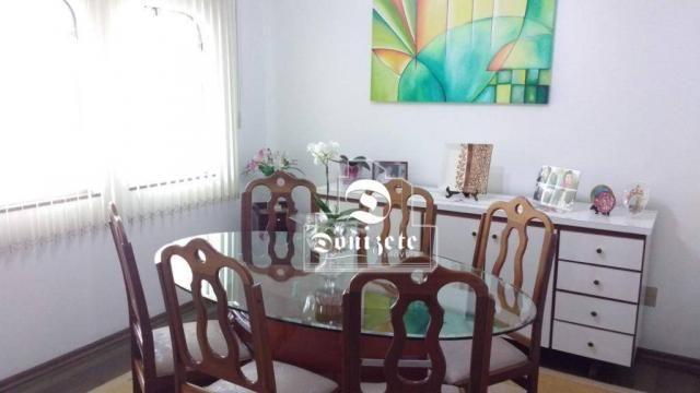 Sobrado à venda, 340 m² por r$ 1.100.000,00 - santa maria - santo andré/sp - Foto 4