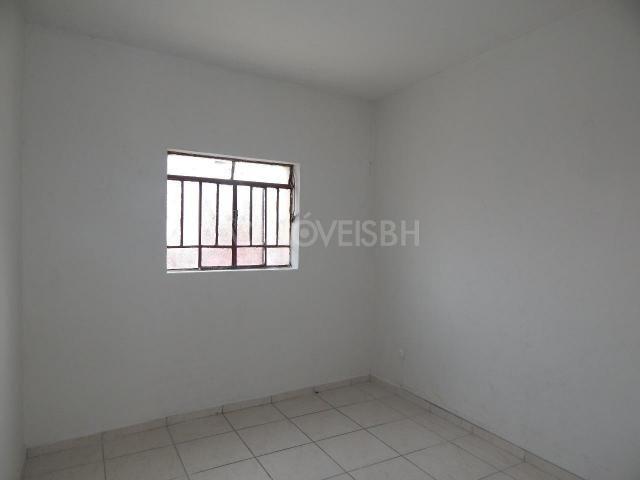 Barracão para aluguel, 1 quarto, caiçaras - belo horizonte/mg - Foto 9