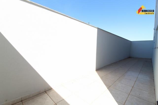 Apartamento para aluguel, 3 quartos, 1 vaga, Santos Dumont - Divinópolis/MG - Foto 19