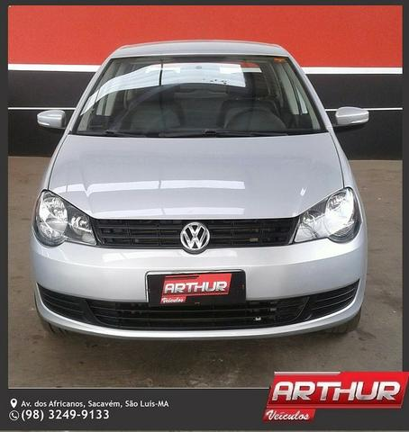 Vw Polo Hatch 1.6-2013 R$ 32.000,00 Arthur Veículos - Foto 8