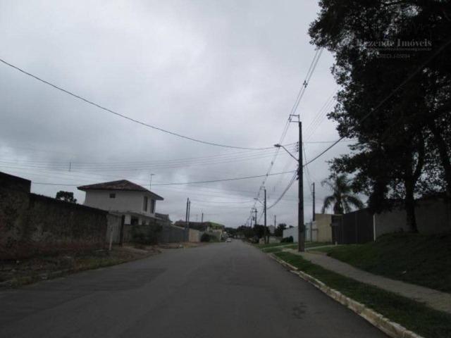 F-TE0011 Terreno à venda, 260 m² por R$ 130.000 - Umbará - Curitiba/PR - Foto 3