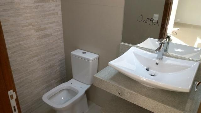 Samuel Pereira oferece: Casa Alto da Boa Vista Nova Moderna Escriturado 3 Suites Armários - Foto 11