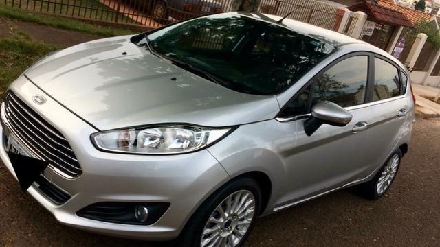 Ford Fiesta Titanium Plus 2015
