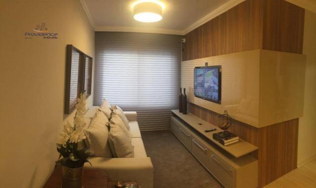 Apartamento com 2 dormitórios à venda, 61 m² por R$ 213.000,00 - Pioneiros Catarinenses -  - Foto 5