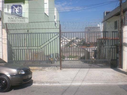 Terreno à venda, 603 m² por r$ 1.300.000 - parque das nações - santo andré/sp - Foto 6