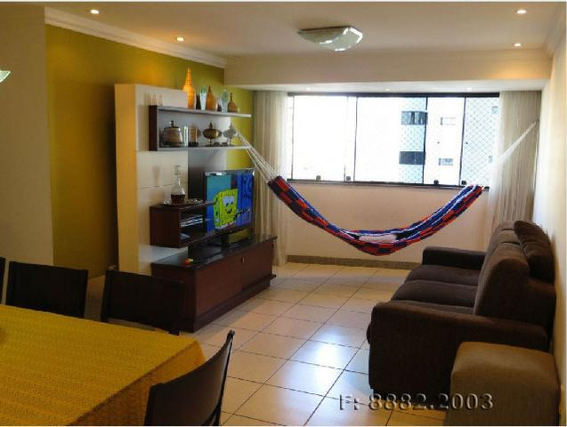 Apartamento, 102m, 3 suítes, 3 vagas, andar alto, Candelária, Natal - Foto 2