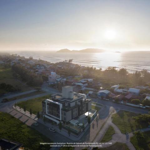 Apartamento com 2 dormitórios à venda, 68 m² - campeche - florianópolis/sc - Foto 2