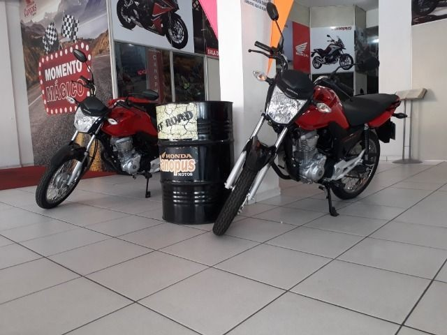 Moto Honda Start 160 Entrada 1.000 - Foto 7