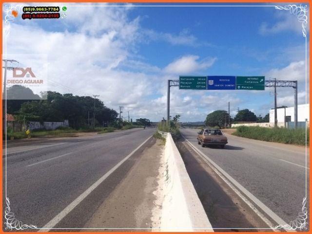 R$ 197,00 Lotes a 10 min de Messejana as Margens da BR 116 construção imediata - Foto 14