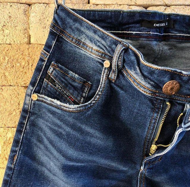 Calça Jean diesel - Foto 2
