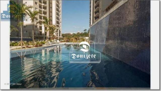 Apartamento à venda, 126 m² por R$ 997.000,00 - Jardim Bela Vista - Santo André/SP - Foto 2