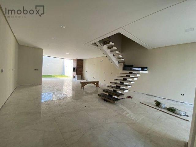 Sobrado NOVO na Vila Yolanda 1 suíte + 2 quartos - Foto 5