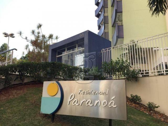 Apartamento com 4 dormitórios para alugar, 230 m² por R$ 3.900,00/mês - Edifício Paranoá -