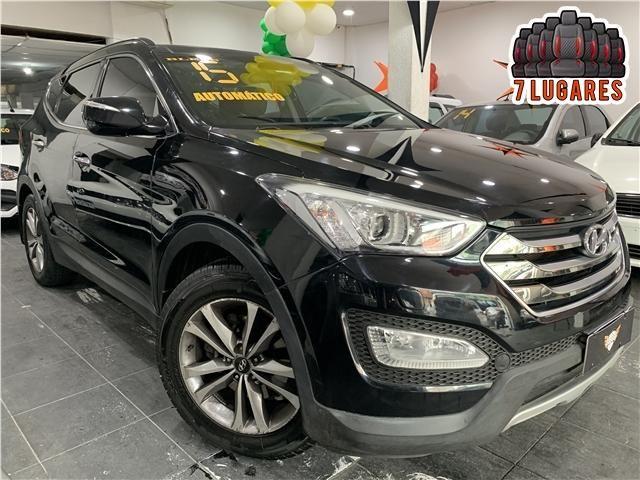 Hyundai Santa fe 3.3 mpfi 4x4 7 lugares v6 270cv gasolina 4p automático - Foto 3