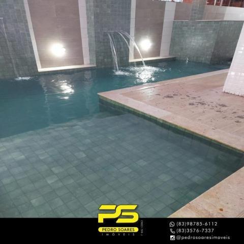 Cobertura com 3 dormitórios à venda, 142 m² por R$ 555.000 - Jardim Cidade Universitária - - Foto 7