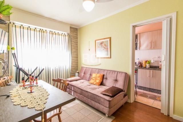 Apartamento à venda com 1 dormitórios em Jardim do salso, Porto alegre cod:EL56353327 - Foto 2