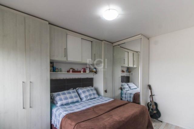Apartamento à venda com 2 dormitórios em São sebastião, Porto alegre cod:EL56356639 - Foto 6