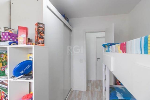 Apartamento à venda com 2 dormitórios em São sebastião, Porto alegre cod:EL56356639 - Foto 8