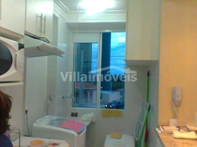 Apartamento à venda com 2 dormitórios em Parque prado, Campinas cod:AP008042 - Foto 12