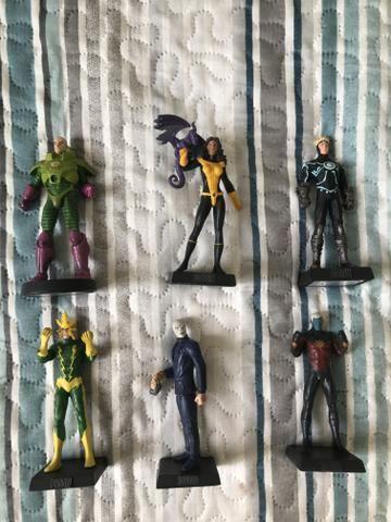 Miniaturas Eaglemoss Colecionáveis Marvel DC - Foto 3