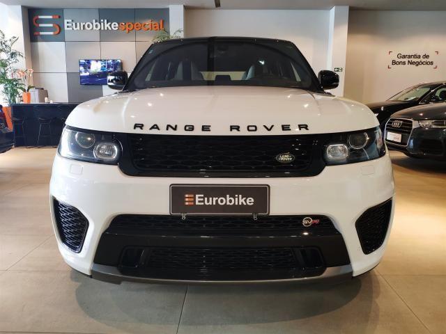 RANGE ROVER SPORT 2015/2016 5.0 SVR 4X4 V8 32V GASOLINA 4P AUTOMÁTICO - Foto 7