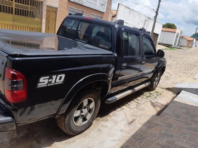 S10 executive ano 2009 2.8 turbo diesel - Foto 7