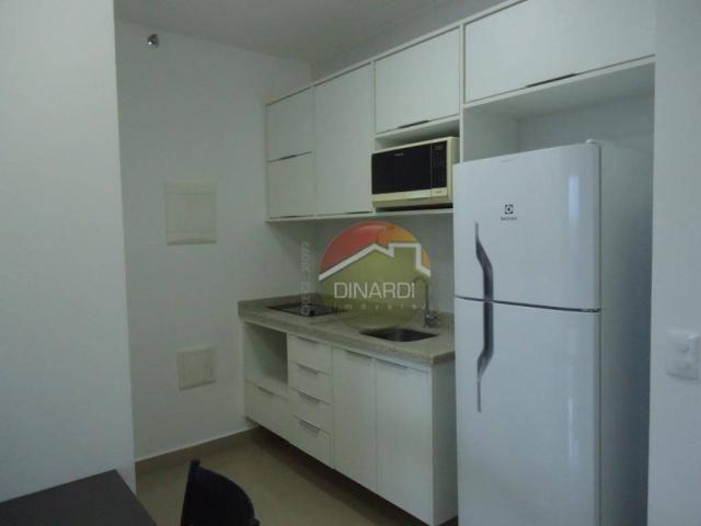 Apartamento com 1 dormitório para alugar, 37 m² por R$ 1.500,00/mês - Ribeirânia - Ribeirã - Foto 4