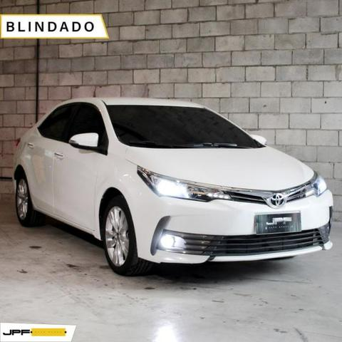 Toyota Corolla XEI 2017/2018 Blindado