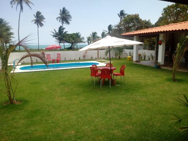 Linda Casa, Frente a Praia, Ilha Itaparica, Piscina, Cond. Fechado, Toda Mobiliada! - Foto 9