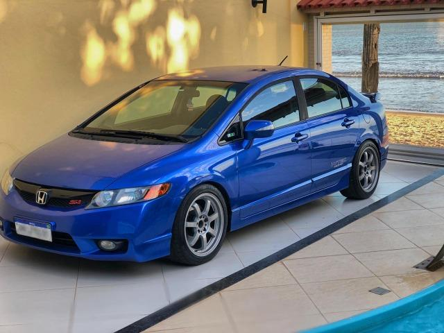 Honda Civic SI Azul - Foto 4