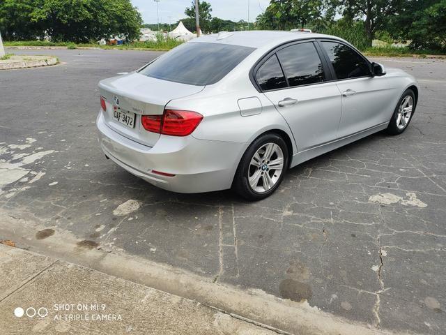 BMW 320i turbo activeflex automático - Foto 10