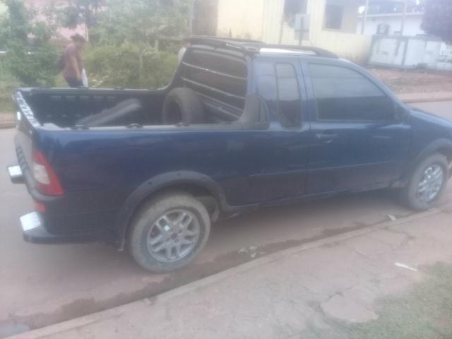 Pick estrada 2009/2010 R$: 18.000 troco S10 ou Ranger Diesel - Foto 5