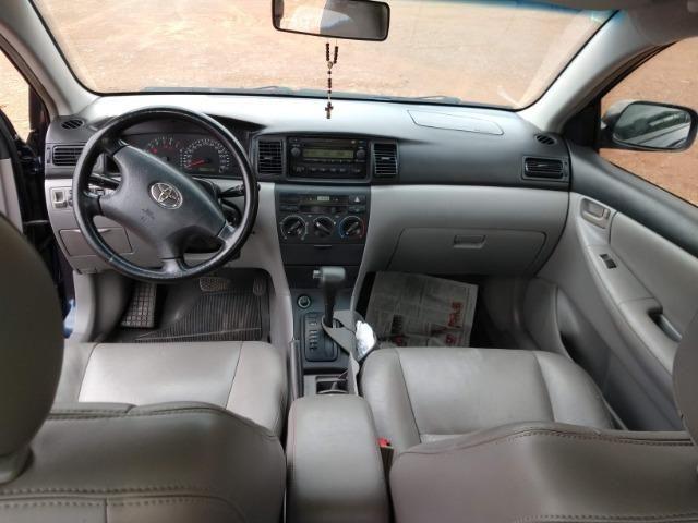 Corolla Xei 2008 automático - Foto 7