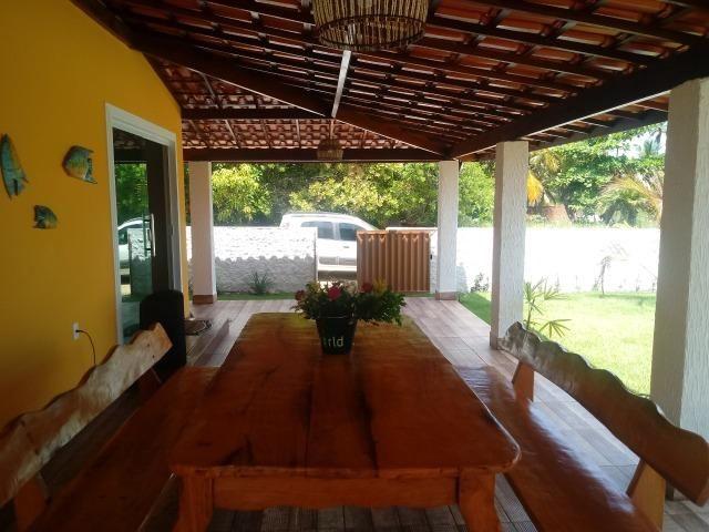 Linda Casa, Frente a Praia, Ilha Itaparica, Piscina, Cond. Fechado, Toda Mobiliada! - Foto 10