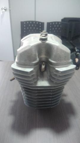 Cabeçote+ cilindro cb 250 ano 2017