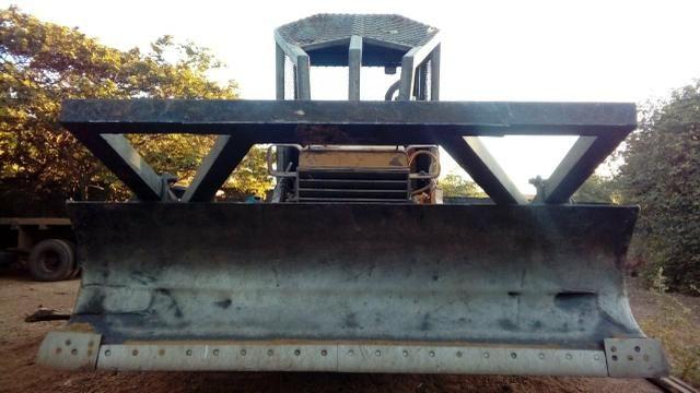 Trator de esteira - Foto 2