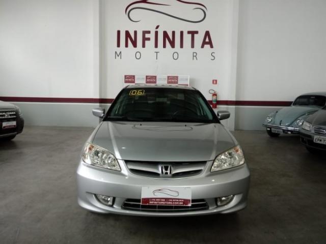 Honda civic 2006 1.7 lx 16v gasolina 4p manual - Foto 2