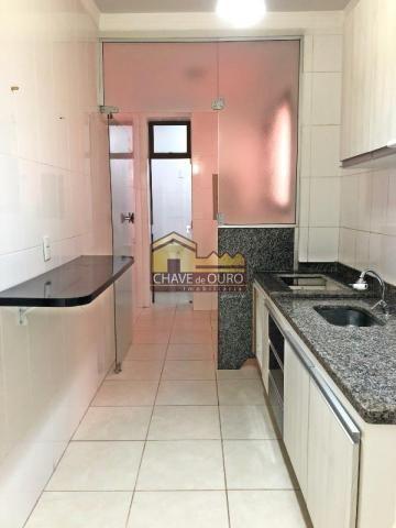 Apartamento à venda, 3 quartos, 1 vaga, Parque do Mirante - Uberaba/MG - Foto 5