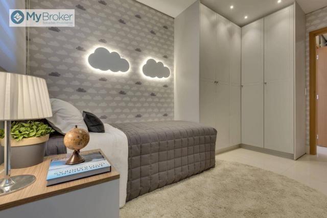Apartamento com 3 dormitórios à venda, 107 m² por R$ 677. - Setor Bueno - Goiânia/GO - Foto 7